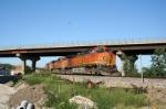 BNSF 4021